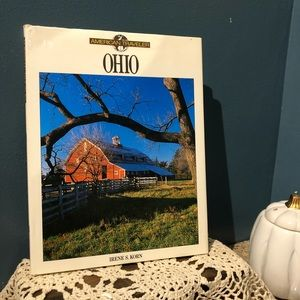 OHIO American traveler hardback book